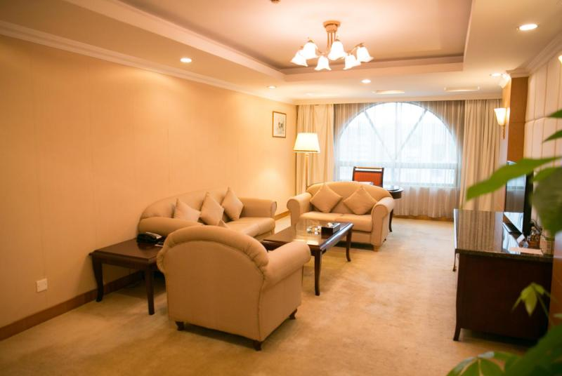 New Pearl River Hotel Guangzhou Room Type