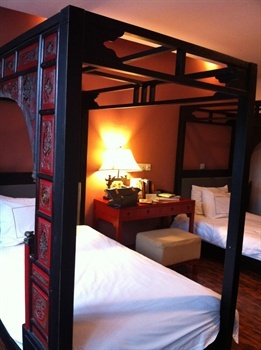 Lin Clan Hostel Tongxiang Room Type